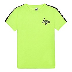 Hype - Boys' Lime Logo Print T-Shirt