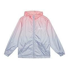 Hype - Kids' Pink Logo Print Jacket