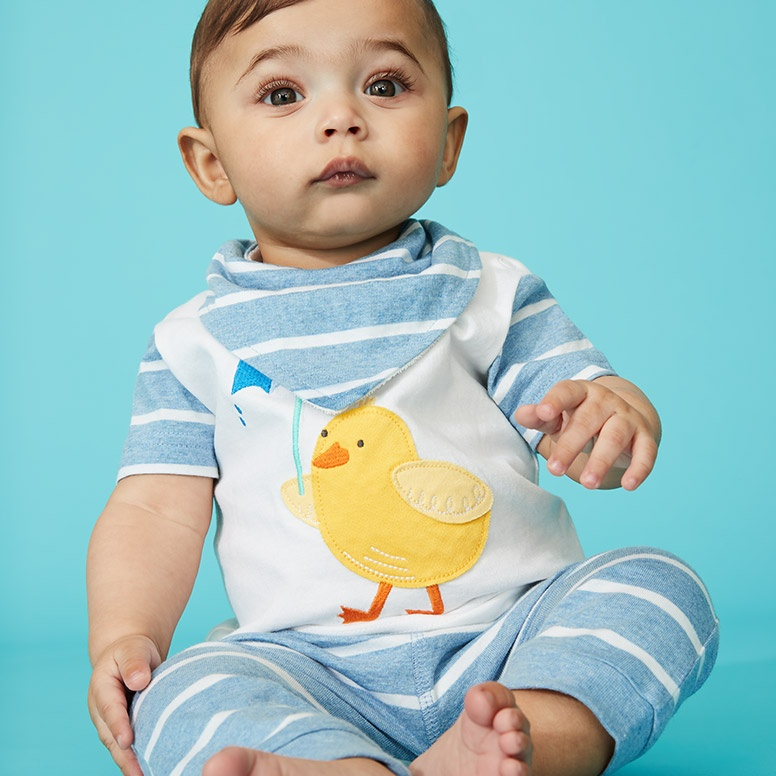 90eef15d7 Baby Clothes | Debenhams
