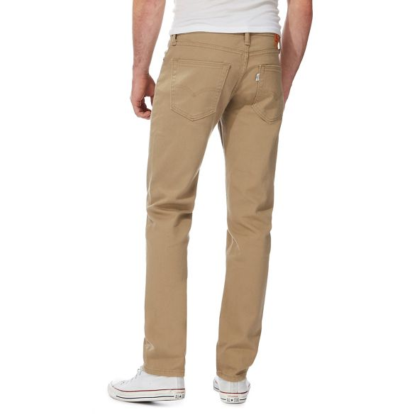 tall trousers twill Big beige Levi's '511' and slim E7anqw6