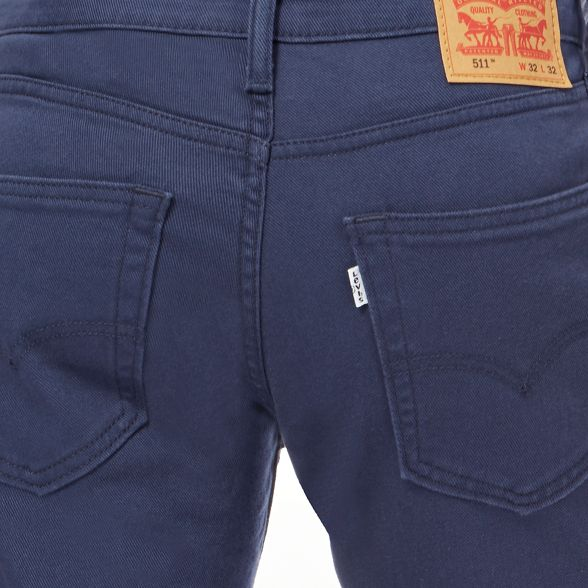 511 Big jeans twill and tall Levi's navy n1qHTnx