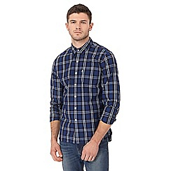 Levi's - Blue checked shirt