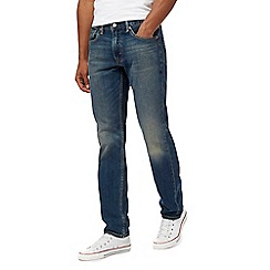 Levi's - Blue '511' slim fit jeans