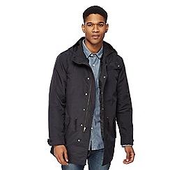 Levi's - Black 2-in-1 parka coat