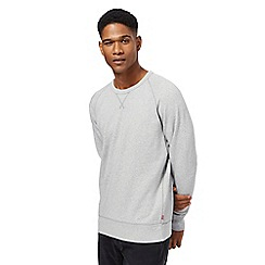 Levi's - Grey crew neck sweater