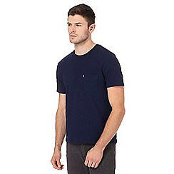 Levi's - Navy pocket t-shirt