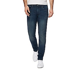 Levi's - Dark blue '512' slim tapered jeans