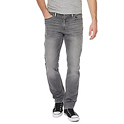 Levi's - Dark grey mid wash '511' slim fit jeans