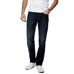 Levi's - Big and tall dark blue 511 slim leg jeans