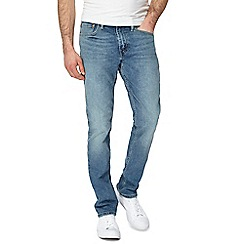 Levi's - Blue light wash '511' slim fit jeans