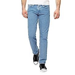 Levi's - Blue light wash '511' slim fit jeans