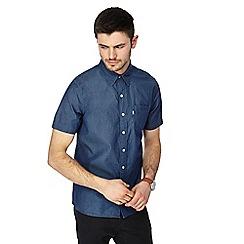 Levi's - Blue chambray shirt