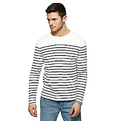 Levi's - Blue striped t-shirt