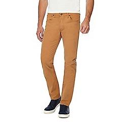 Lee - Orange 'Daren' slim jeans