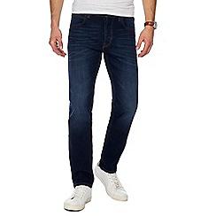 Lee - Blue mid wash 'Darren' regular fit jeans