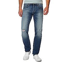 88ac3b46 Daren - Regular slim fit - Lee - Straight leg - Men   Debenhams
