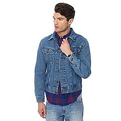 Lee - Blue 'Rider' denim jacket