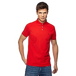 Lee - Red polo shirt