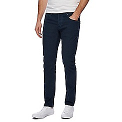 G-Star - Navy '3301' slim jeans