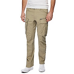 G-Star - Beige cargo trousers