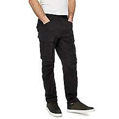 G-Star - Dark green cargo trousers