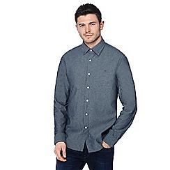 G-Star - Blue chambray shirt