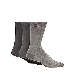 Levi's - 3 pack grey socks