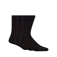 Levi's - 3 pack black socks