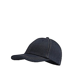 Levi's - Dark blue denim baseball cap