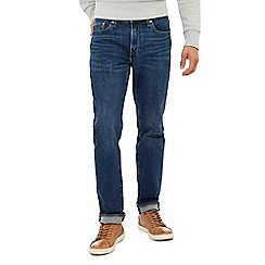 Levi's - Blue mid wash '511' 'Crocodile Adapt' slim fit jeans
