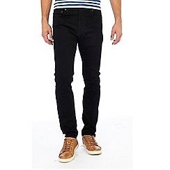 Levi's - Black dark wash '510' 'Stylo' skinny fit jeans