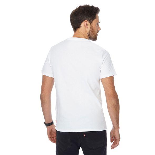 White shirt print logo t Levi's 1xaqFx