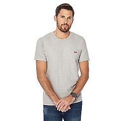 Levi's - Grey logo tab t-shirt