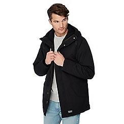 Levi's - Black Sherpa lined coat