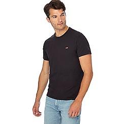 Levi's - Black logo tab t-shirt