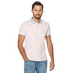 Wrangler - Pink polo shirt