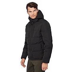 Wrangler - Black puffer jacket