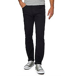 Lee - Black 'Darren' slim fit jeans