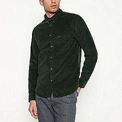 Lee - Green long sleeve regular fit shirt