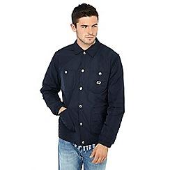 Lee - Navy 'Loco' water repellent jacket
