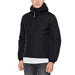 G-Star - Black 'Attac' Quilted Jacket