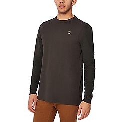G-Star - Dark green long sleeves t-shirt