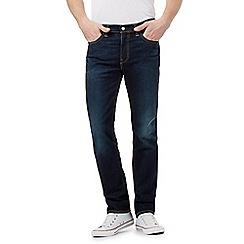 Levi's - 511&#8482 biology dark blue slim fit jeans