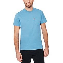 Levi's - Blue 'Sunset' cotton t-shirt
