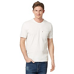 Levi's - White chest pocket t-shirt