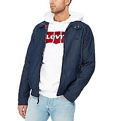 Levi's - Dark blue 'baracuda' jacket