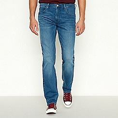Lee - Light Blue Light Wash 'Darren' Slim Jeans