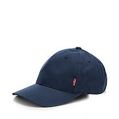 Levi s - Navy Twill Baseball Cap f741e1cec2ed