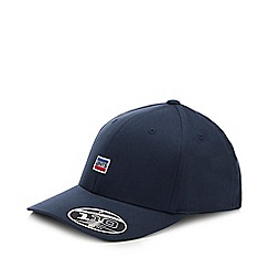 a2955693623 Levi s - Navy Embroidered Logo Baseball Cap