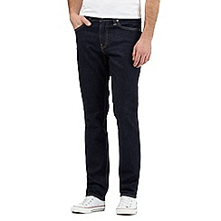 Levi's - Blue dark wash '511®' slim jeans
